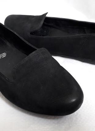 37 р. 5th avenue кожаные мягкие туфли мокасины