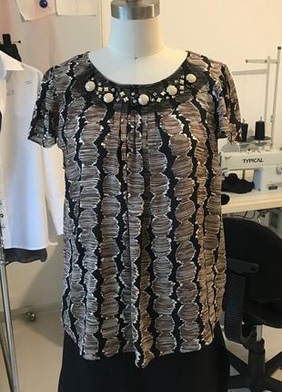 Блуза rafaela розшита бисером