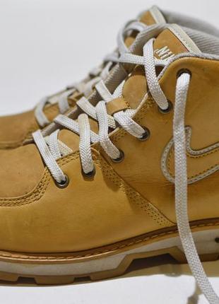 Ботинки nike 308657 221 outdoor boots leather casual