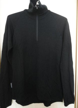 Термобелье (кофта-футболка) icebreaker 100 шерсть merino