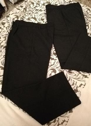 Классические брюки в школу деловой стиль