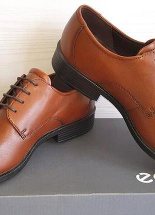 Туфли ecco harold. оригинал. размер 42.