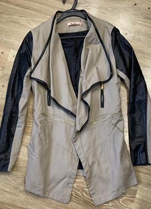 Куртка трансформер 2 в 1