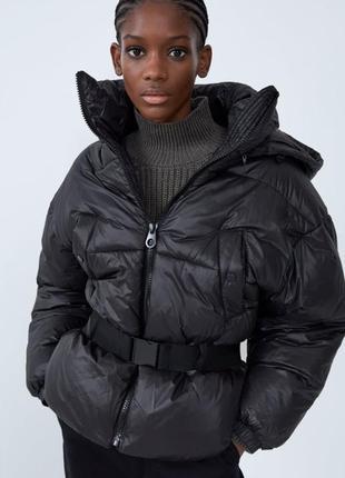 Куртка zara xs s m