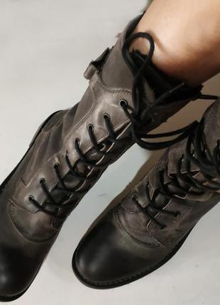 Ботинки ❄зимние, много брендовой обуви, состояние новых, лето распродажа 1+1=3