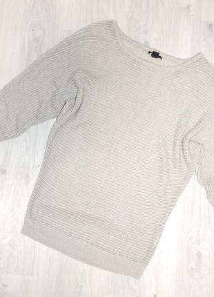 Кофточка с люрексом, свитер