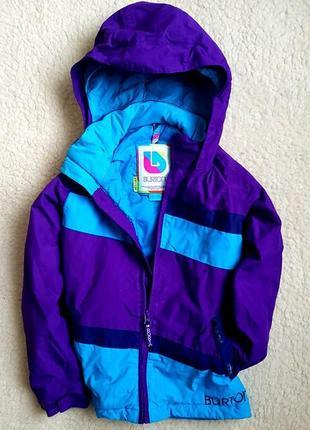 Burton лыжная куртка на рост до 160