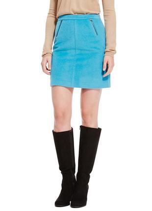 Очаровательная теплая юбка осень-зима от marks & spencer