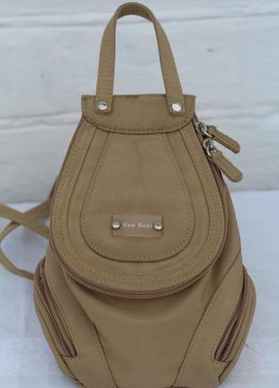 Тканевый рюкзак new bags