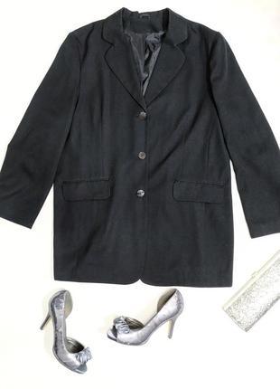 ❤️ классический черный пиджак