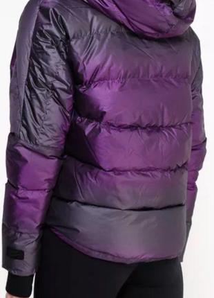 Пуховик модели oversize cocoon, nike uptown 550 jacket, xs, s, m, l, xl4