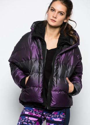 Пуховик модели oversize cocoon, nike uptown 550 jacket, xs, s, m, l, xl