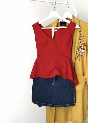 Потрясающая блуза кофта майка от new look