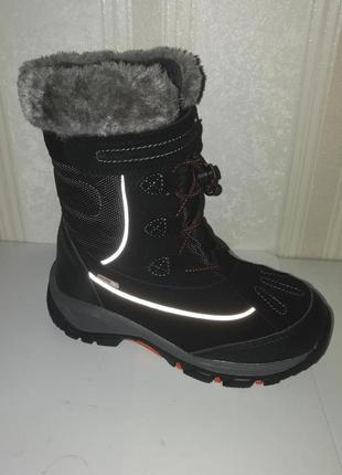 Зимние ботинки сапоги reima samoyed для мальчика, 32 р.