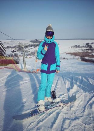 Сноубордические горнолыжные штаны для сноуборда termit