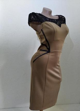 #розвантажуюсь вечернее платье с кружевом