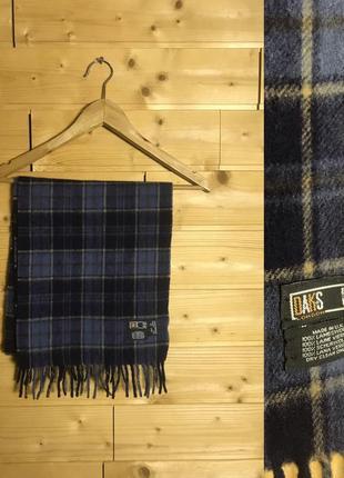 Vintage daks london шарф
