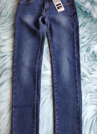 Зимние женские джинсы