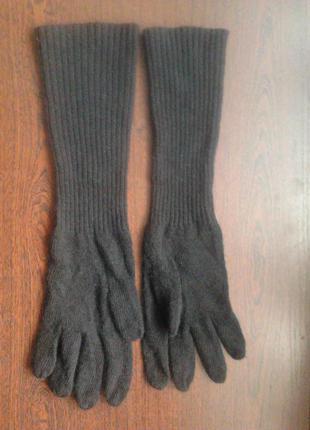 Комфортные теплые перчатки