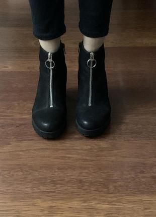Ботинки vegabond 39р, состояние новых2 фото