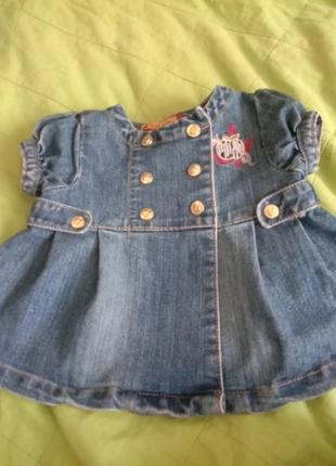 Джинсовый пиджак джинсовая куртка короткий рукав apple bottoms