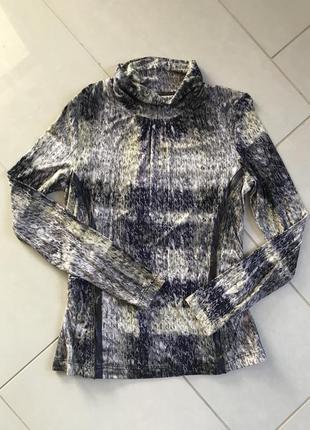 Водолазка джерси стильная модная дорогой бренд германии apanage размер м
