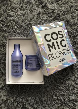 L'oréal blondifier набор подарочный