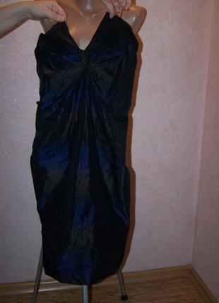 Платье -бандо корсет allsaints