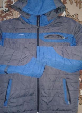 Куртка деми 44 размер
