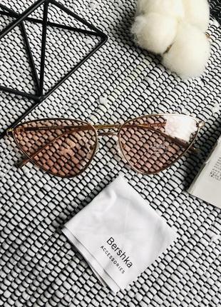 Имиджевые очки  #bershka
