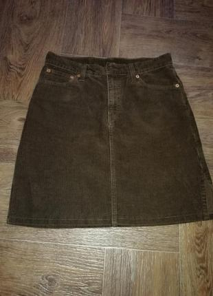 Оригинальная юбка levi's