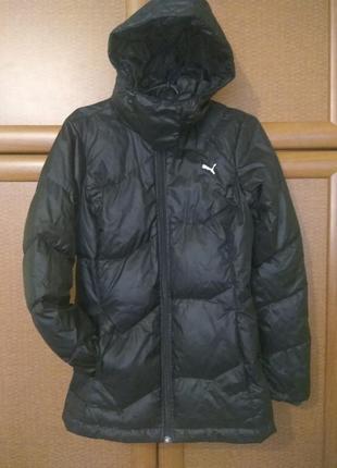 Пуховик куртка puma оригинал.