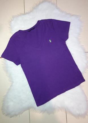 Фирменная футболка ralph lauren