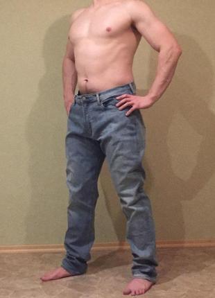 Джинсы на крупного мужчину gap, 38*34 slim