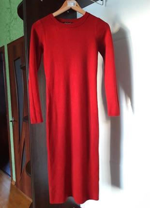 Продам облегающие тёплое платья
