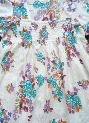 Блуза короткий рукав