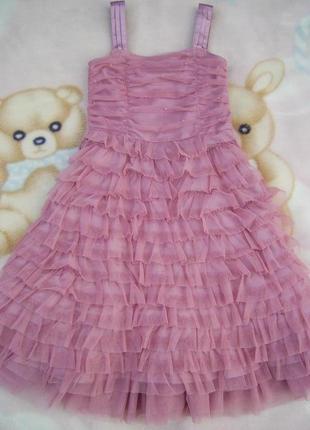 Платье next 8-9 лет