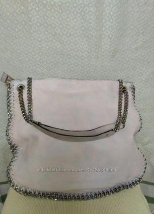 Michael kors стильная модная сумка 100 кожа