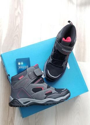 Водоотталкивающие,горные,трекинговые ботинки,ботинки для активного отдыха