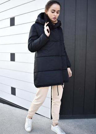 Очень стильная зимняя куртка