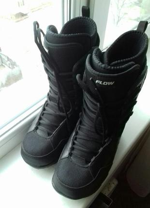 Сноубутсы ботинки для сноуборда