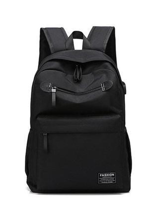 Міський usb-рюкзак з вбудованим usb-портом 349