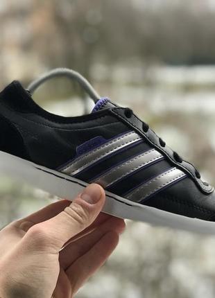 Adidas neo шкіряні кросівки оригінал