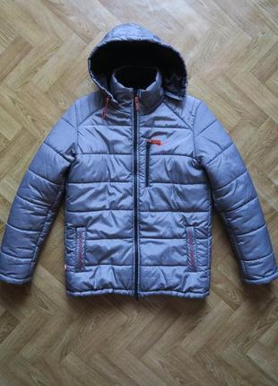 Мужеская зимняя куртка пуховик