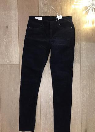 Inwear зауженные вельветовые штаны
