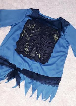 Костюм скелет чудовище оборотень пират утренник новый год хэллоуин