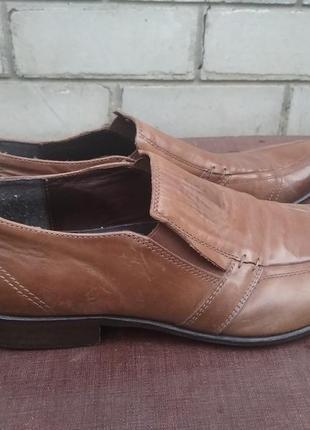 Туфли слиперы лоферы borelli мужские р.42