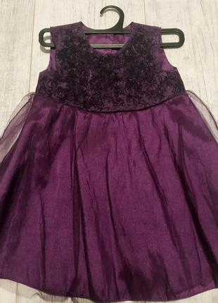 Платье 3-6мес george