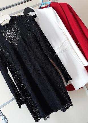 Новое кружевное платье 1+1=3