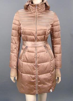 Распродажа.стеганное куртка-пальто. италия. размеры xs-m. 2 цвета
